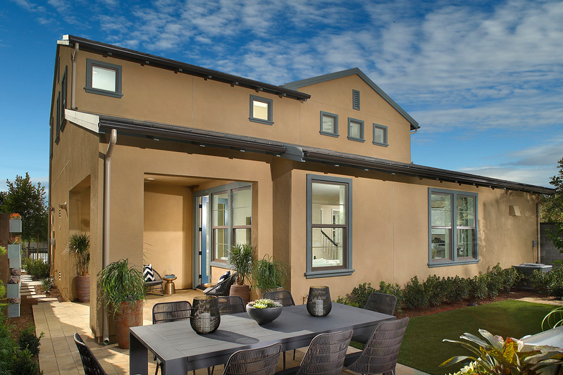 Vivaz Models at Esencia by Cal Atlantic Homes, Rancho Mission Viejo, 11/14/17.