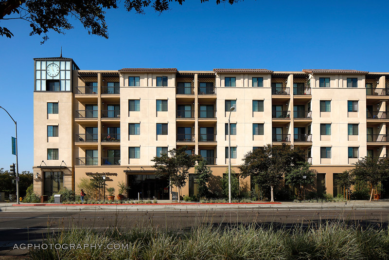 Willowbrook Senior Housing by Thomas Safran & Associates, Los Angeles, CA, 10/26/18.