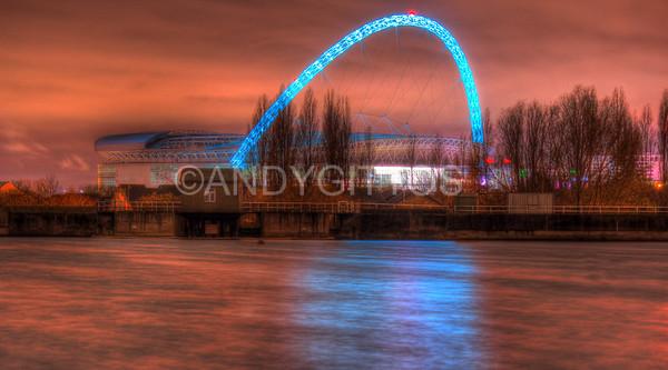 Wembley Reflection