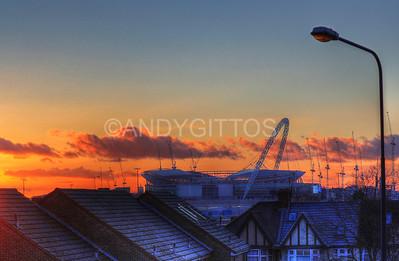 Wembley Rooftops