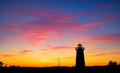 Edgartown Lighthouse Sunrise