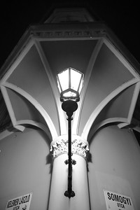 Tower + Light — Fény + Torony