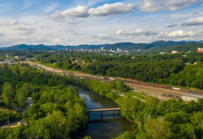 Asheville River