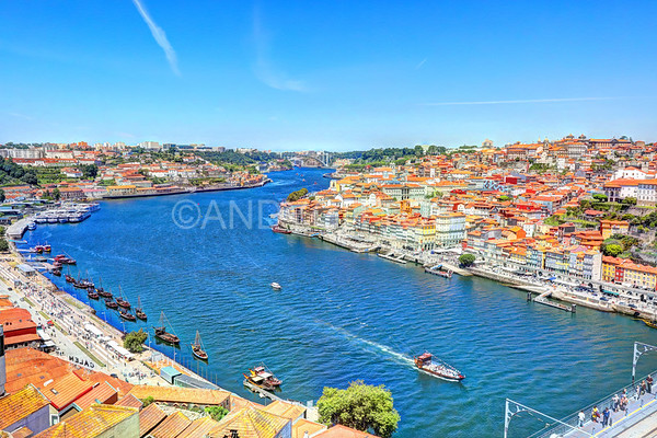 Porto River Douro