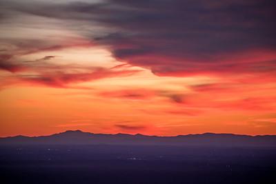 Blue Ridge Silhouettes