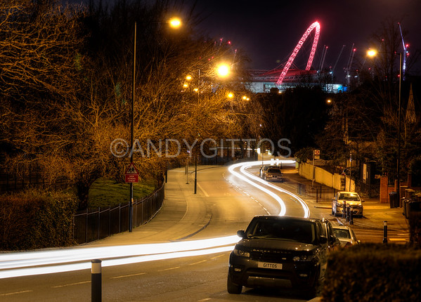 Wembley Traffic Trails
