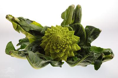 Romanesco broccoli — Pagodakarfiol