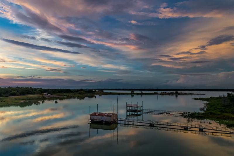Lake Grapevine, Texas (June 2017)