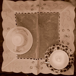 118 Vintage teas