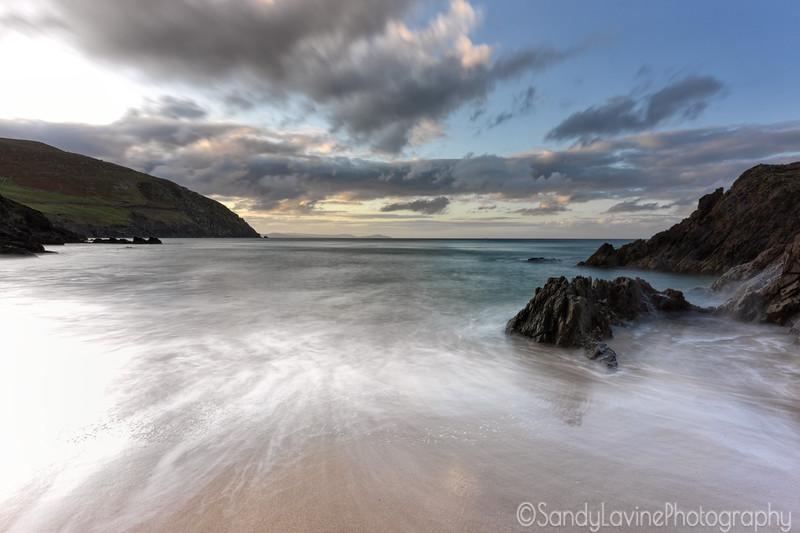 Sunrise on a County Cork Beach Two