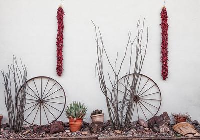 Mesilla Wagon Wheels