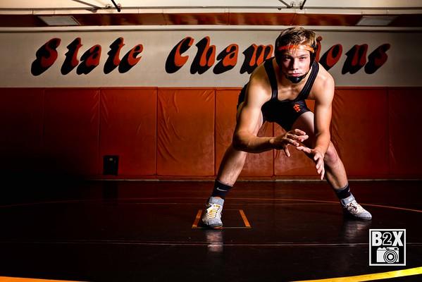 Kaleb Kenney Idaho Falls Tigers Wrestling 2015