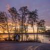Belews Lake Sunrise