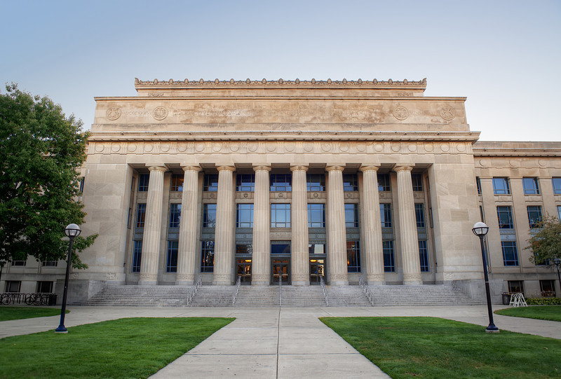 University of Michigan Angell Hall