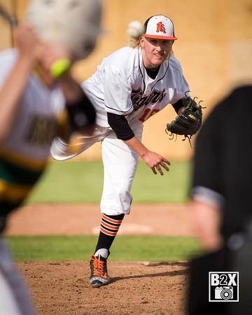 Bonneville Bees Idaho Falls Tigers Baseball 2016