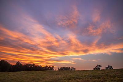 Greensboro Sunset