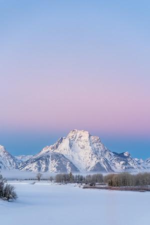 Mount Moran Majesty