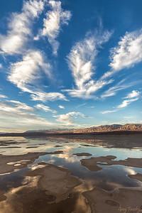Cottonball Basin, Death Valley