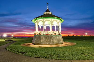 Bandstand Sunrise