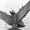 Nagyvárad tér – Doves and Peace — Béke, galambok