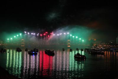 St, Stephen's Day Fireworks in 2018 — 2018 augustus 20-i tűzijáték