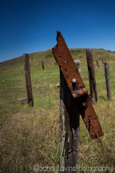 Pierce Ranch Post