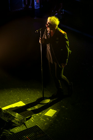 Dexter Holland of The Offspring at Terminal 5, NYC, 8/4