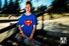 Skateboarder Devan Webster
