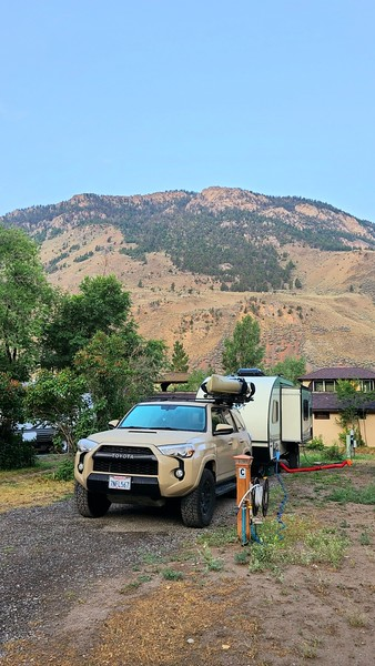 Yellowstone Hot Springs Campground