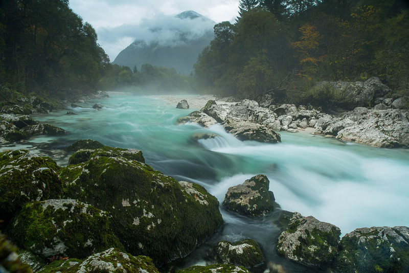 The Soca river