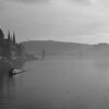 Budapest from Margaret Bridge — Budapest a Margit-hídról