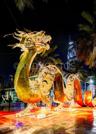 Dubai Dragon