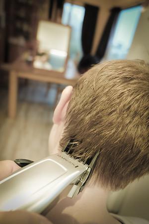 039 Lockdown haircut 2 the sequel