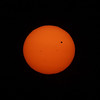 Venus Transit June 5, 2012 (also, notice the sun spots)
