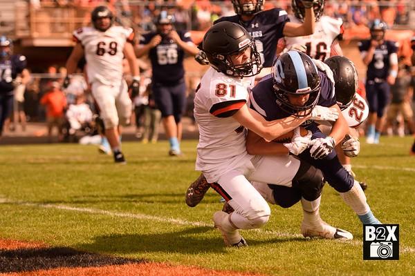 Idaho Falls Tigers Skyline Grizzlies Emotion Bowl Varsity football