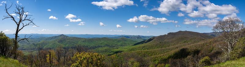 Cradle of Forestry Overlook