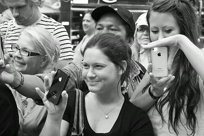 Cameras, cameras, cameras