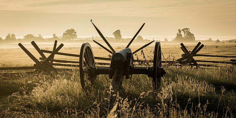 Woolfolk's Battery at Gettysburg 2