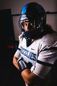 Daniel Cabrera Skyline Grizzlies Senior Pictures