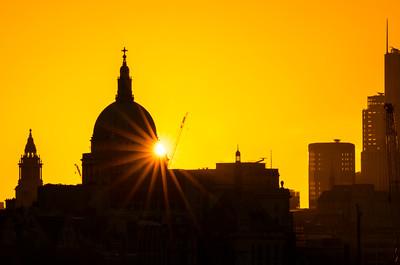 St Paul's Sunrsie