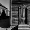 Bodie Door and Alley