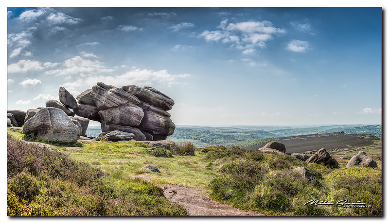 SHELTER ROCK - HIGGER TOR