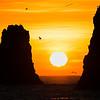 Sunrise at Anacapa