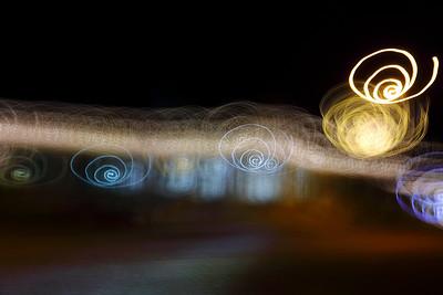 Whirlpool Lights — Örvénylő fények