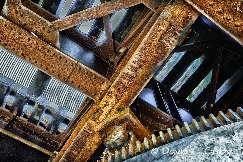 Dinky Railroad Bridge
