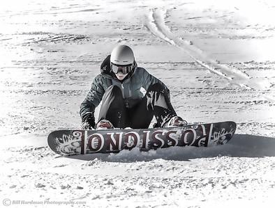 Misc Snowboarder