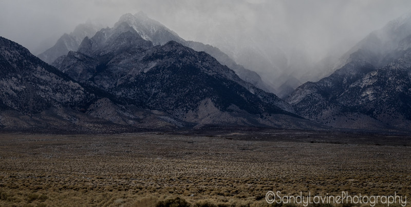 Mt Whitney Foothills