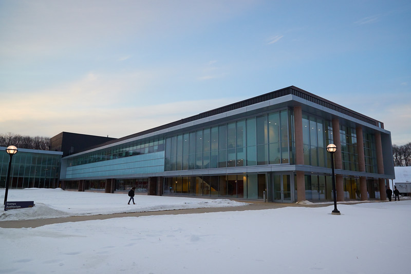 Stamps Auditorium, University of Michigan
