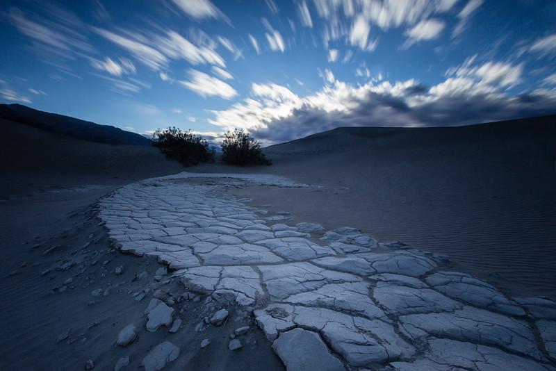 Mesquite Flats Sand Dune.