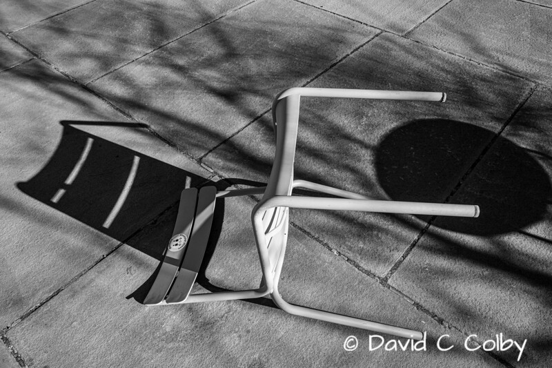 Shadows and Chair